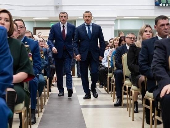 Временно исполняющего обязанности губернатора представил Юрий Трутнев
