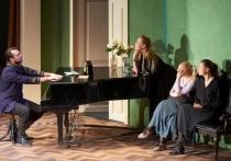 «Три сестры» поставили в театре драмы имени М. Горького