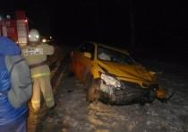 ДТП произошло на трассе М-2 под Тулой: есть пострадавший