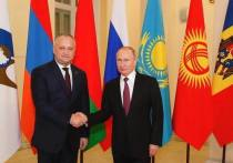 Игорь Додон: Молдова за укрепление связей со странами ЕАЭС