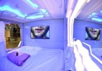 В петербургском аэропорту открылся первый капсульный отель для тех, кто хочет отдохнуть перед рейсом