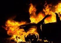 В Тамбове ночью сгорел