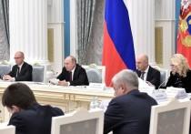Владимир Путин на заседании оргкомитета «Победа» призвал оградить «святые символы», связанные с ВОВ, от пошлости и формализма