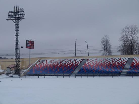 Главный стадион Тверской области вернут в строй