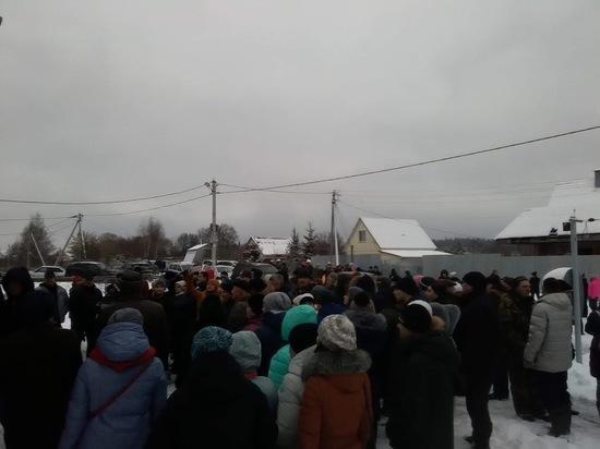 Деятельность бывших властей Серпуховского района опять напомнила о себе тухлятиной