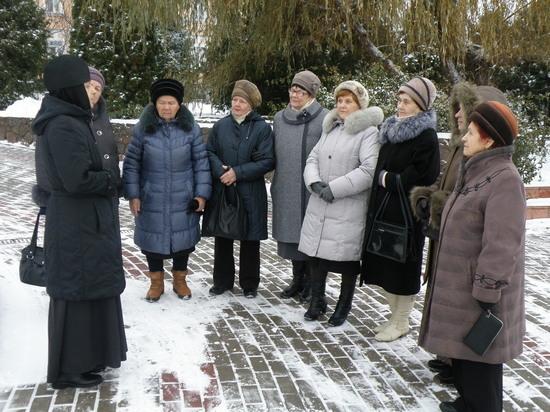 Воронежские ветераны осваивают туристические маршруты