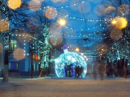 Ярославль – лучшее место в России для встречи Нового года