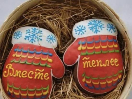 Тысячи варежек связали дети Железноводска для благотворительной ярмарки