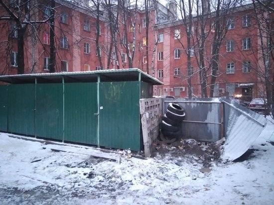 Коммунальщики полностью ликвидировали стихийную свалку в центре Петрозаводска