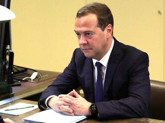 Медведев: «Мы станем свидетелями эры судов»