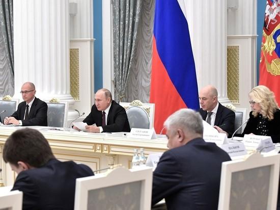 Оговорка управделами президента вызвала раздражение Путина