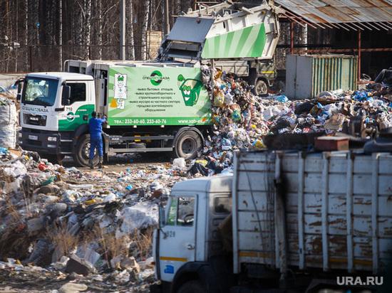 Деньги в мусор: в Свердловской области утвердили тарифы  на вывоз твердых коммунальных отходов