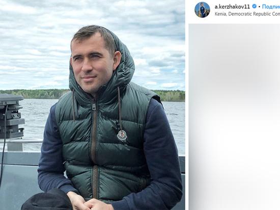 Кержаков показал рыдания сына и уверяет: жена отказалась взять ребенка