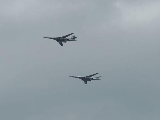 Российская стратегическая авиация десять часов