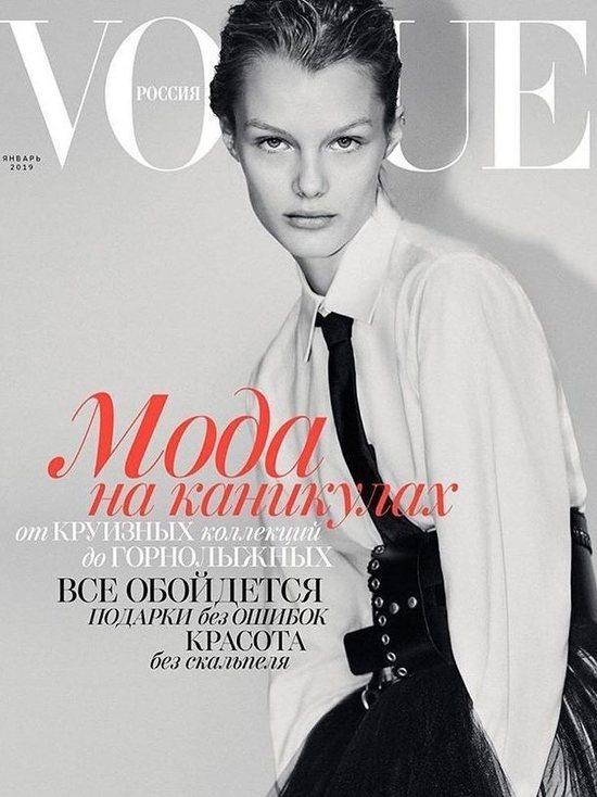 Омичка Крис Грикайте стала лицом обложки Vogue