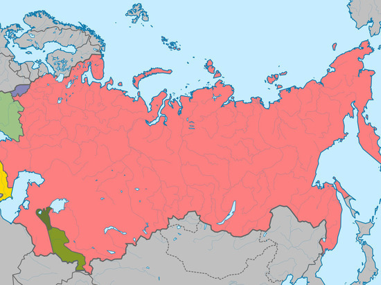 Российская Федерация — управляющая компания, обслуживающая СССР?