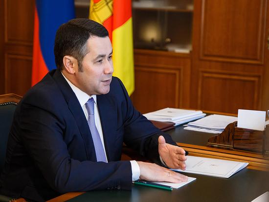 Губернатор Тверской области Игорь Руденя формирует проектный офис