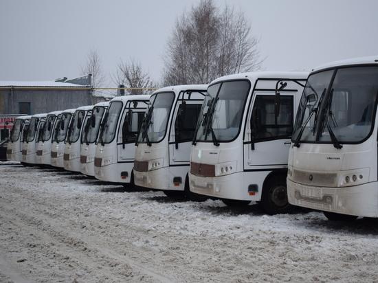 В Иванове на городские маршруты выйдут новые «ПАЗики»