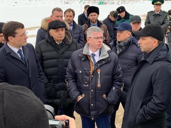 В Нижегородской области главе Минприроды показали «химию отходов»