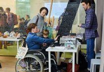 Инклюзивный фестиваль объединил волонтеров и людей с инвалидностью