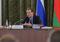 В Бресте Медведев обсудил чувствительную тему