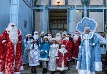 На Ставрополье новогодний марафон открыл Железноводск