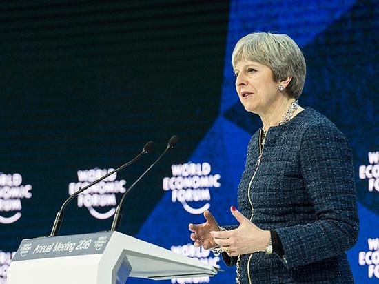 Тереза Мэй сохранила пост главы британского правительства