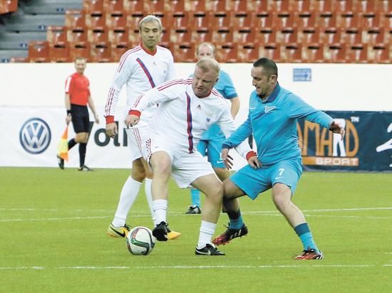 Союз ветеранов футбола отметит юбилей по-домашнему