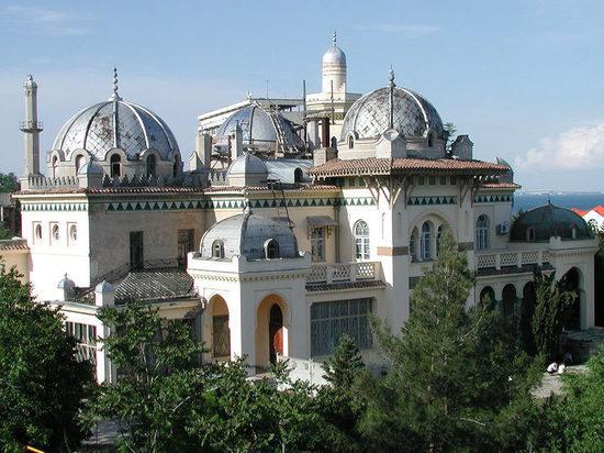 Дачу Стамболи в Феодосии реконструируют за 130 млн руб