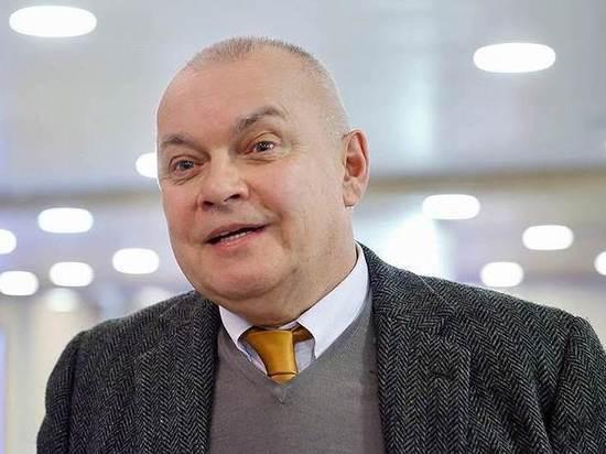 Киселев призвал не отдавать украинскую журналистку Бойко