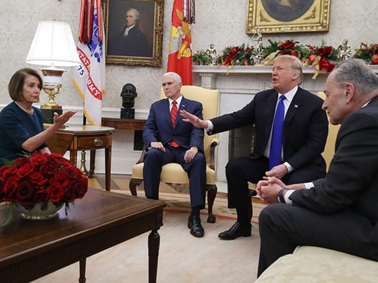 Дональд, Чак и Нэнси – заклятые друзья