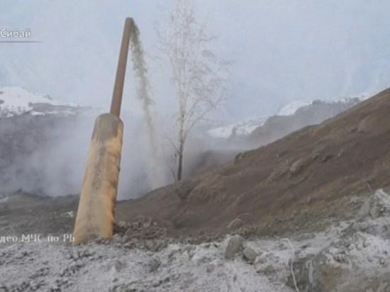 Задыхающиеся от смога жители Сибая собрались на митинг у мэрии