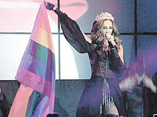 Бузова призвала геев «ничего не бояться»