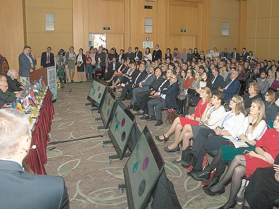 Лучшие офтальмологи страны собрались на конгресс Российского глаукомного общества