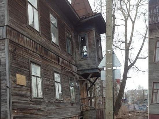 Архангельск на грани уничтожения: хроника разрушения города