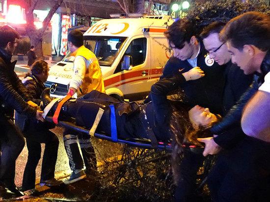 Власти Турции уточнили причину крушения поезда