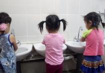 В эвенкийском детском саду в Бурятии открыли благоустроенный туалет