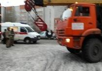 В Рыбинске автокран сбил пешехода
