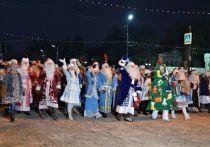 15 декабря центр Рязани перекроют из-за парада Дедов Морозов