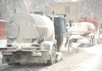 На Волгоградскую область надвигается снежный фронт