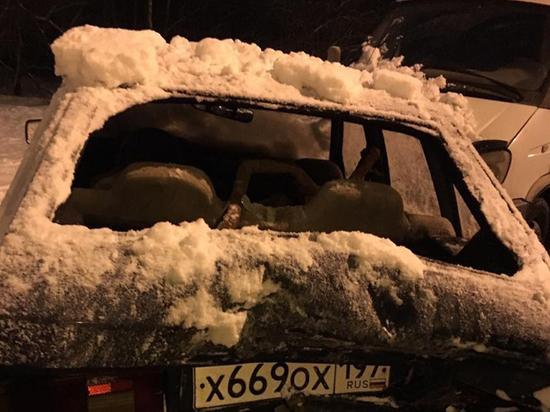 Пьяный лихач на BMW протаранил семь автомобилей в Москве