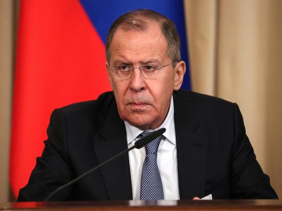 Лавров заявил о деградации ситуации в Черноморском регионе
