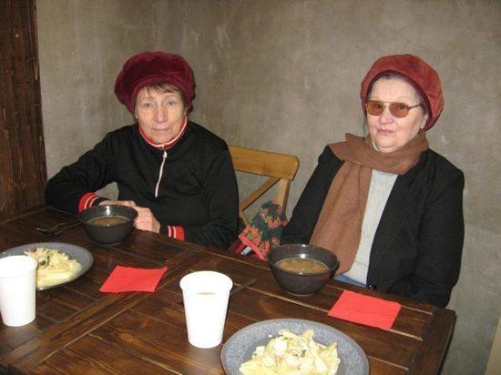 Бесплатные обеды для пенсионеров предлагает православное кафе в Хабаровске
