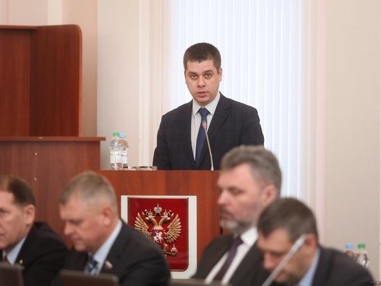 Вице-губернатора Псковской области Кузнецова задержали за взятку
