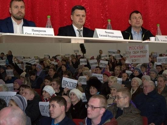 Фоменко в Яренске: «Мы не можем допустить, чтобы фекальные воды проходили мимо»