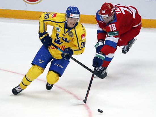 Почему Россия так тяжело стартовала на домашнем Еврохоккейтуре