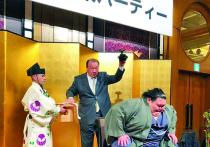 Самый крупный сумоист в мире сел в Бурятии на диету