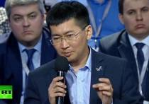 Депутат Госдумы Николай Будуев – Борису Хмелеву: «Чья бы корова мычала»