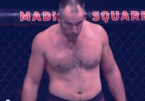 Российский боец UFC вошел в книгу рекордов Гиннеса