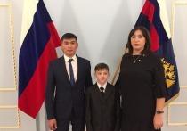 Воспитанник социально-реабилитационного центра из Астраханской области стал победителем Международного конкурса